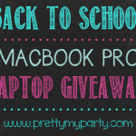 GIVEAWAY: Win a MacBook Pro!