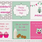 Valentine's Day: Free Printable Lunch Notes