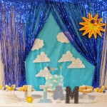 A Weather themed 2nd Birthday Party!