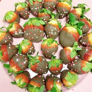 My favorite dessert is anything with strawberries Yesterday after Ihellip