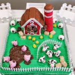 A Farm 2nd Birthday Party