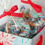 Easy 4th of July Dessert and Party Favor