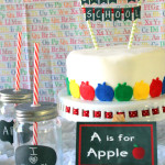 Back to School Party and GIVEAWAY!